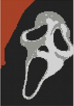 Scream Cross Stitch ... by Motherbeedesigns | Embroidery Pattern - Looking for your next project? You're going to love Scream Cross Stitch Pattern  by designer Motherbeedesigns. - via @Craftsy