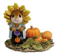 Halloween: Wee Forest Folk - Sunflower Dress-Up