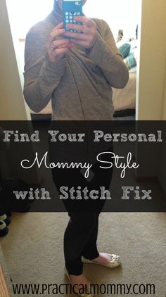 My Mommy Style was in need of a complete overhaul but I didn't have time to shop without the kids - then I found Stitch Fix.