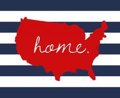 U.S. HOME Printable