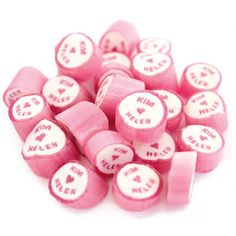 Personalised candy  http://www.roccandy.com.au/weddings.php#