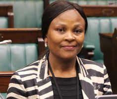 And your new Public Protector is... Adv. Busisiwe Mkhwebane They started with more the 50 potential candidates and finally, parliament's ad hoc committee has chosen the person who they want to take over from Adv. Thuli Madonsela in October. http://www.thesouthafrican.com/and-your-new-public-protector-is-adv-busisiwe-mkhwebane/