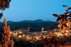 Sorano y el sur oeste de la Toscana