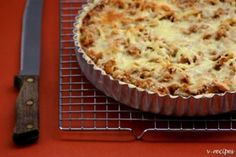 South African TUNA Tart