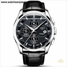 Looking for a Iconic watch? Live life on your time with a watch that suites your dynamic lifestyle from work to play to adventures afar. Affordable watches for men Fancy Watches, High End Watches, Best Watches For Men, Stylish Watches, Luxury Watches, Cool Watches, Wrist Watches, Men's Watches, Affordable Watches