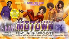 The Music of Motown feat. Afro-Dite | Dröse och Norberg