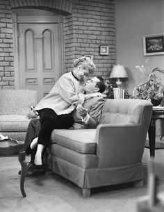 Lucille Ball, Desi Arnaz, I Love Lucy