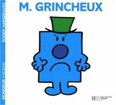 Monsieur Grincheux, Roger Hargreaves