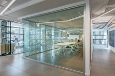 Millward Brown Offices in Athens- Meeting room