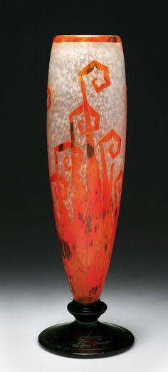 French Art, Decoration, Art Nouveau, Glass Art, France, Design, Home Decor, Vases, Boots