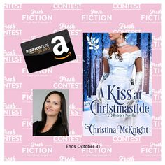 Escape to Regency England with Christina McKnight and Win a $25 Amazon GC