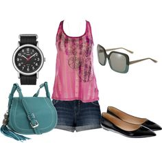 Cool! Weekend Outfit..., created by beautyranker on Polyvore