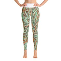 Colorful Tangles Fitness Workout Gym Yoga Leggings Apparel -http://www.dazenmonk.com/product/colorful-tangles-fitness-workout-gym-yoga-leggings-apparel/