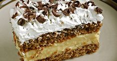 Mexican Food Recipes, Sweet Recipes, Cookie Recipes, Sweet Whipped Cream, Yema, Soft Chocolate Chip Cookies, Pan Dulce, Polish Recipes, Food Staples