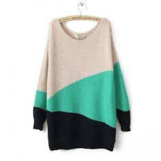 New Vintage Geometry Blending Sweater &Cardigan for only $28.00 ,cheap Sweaters & Cardigans - Clothing & Apparel online shopping,New Vintage Geometry Blending Sweater &Cardigan