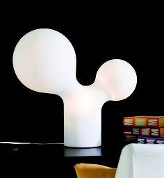 Tupla kupla -pöytävalaisin. Eero Aarnion suunnittelema klassikko valaisin. Finland, Lights, Design, Eggs, Lighting, Rope Lighting, Candles, Lanterns