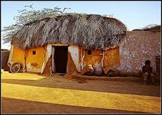 Village in Rajasthan..