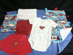 Superman Diaper Cake Mama Bakes Diaper by MamaBakesDiaperCakes