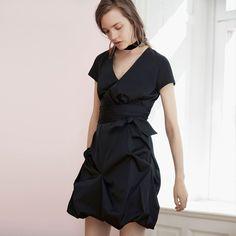 fwss magic mountain black dress