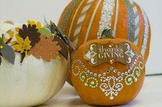 decorate your pumpkins
