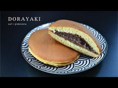 Dorayaki Receta, Nutella, Empanadas, Pancakes, Cooking Recipes, Favorite Recipes, Meals, Cookies, Breakfast
