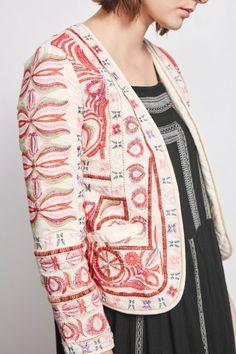 Jacket Galah Multicolored