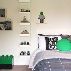 Lego Lovin #boysroom #legoroom #legolover #legoman #boyslegoroom