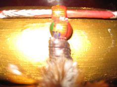 close up --wild pony trinket box