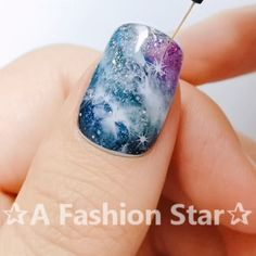Nail Design ✰A Fashion Star✰ - Nails - Nageldesign Nail Art Diy, Diy Nails, Cute Nails, Yellow Nails Design, Yellow Nail Art, Pretty Nail Art, Beautiful Nail Art, Fashion Star, Oriflame Cosmetics