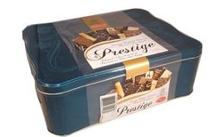 Delacre Prestige Holiday Thanksgiving Christmas Belgian Chocolate Luxury Bisc...