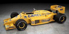 Lotus99T-1987 3DCG