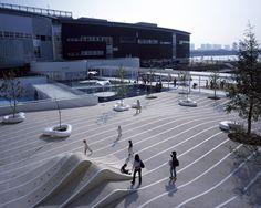 03 WAVE GARDEN « Landscape Architecture Works | Landezine