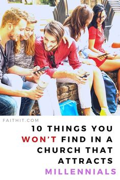 """church items """"What differentiates a church culture that attracts Millennials from one that repels them? Music Ministry, Church Ministry, Youth Ministry, Ministry Ideas, Young Adult Ministry, Church Outreach, Spiritual Formation, Sermon Series, Looking For People"""