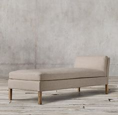 Chaises, Settees & Daybeds   RH