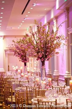 indian wedding reception decor floral pink