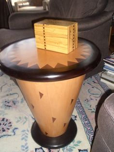 French drum table