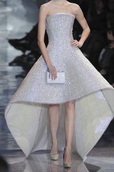 Armani Privé Haute Couture S/S 2010.