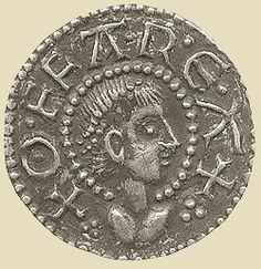 Coin of King Offa of Mercia, Anglo-Saxon England