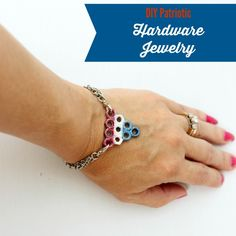Make Jewelry from Hardware: Part 2