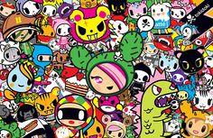 tokidoki All Stars by tokidoki