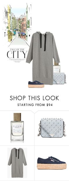 """Tale of a city"" by ivonaaleksovska ❤ liked on Polyvore featuring Alexander Wang, Superga and StreetStyle"