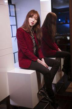 Korean Actresses, Korean Actors, Actors & Actresses, Lee Sung Kyung Fashion, Lee Sung Kyung Style, Outfits Otoño, Fashion Sewing, Korean Women, Woman Crush