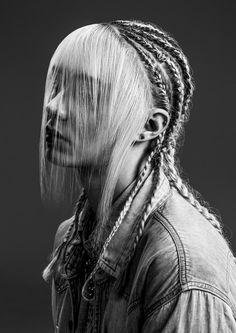 www.esteticamagazine.com   Credits Hair: Nikki Porter @ Rubi Hair Photos: Nick Dale Makeup: Tess Wilks Stylist: Kylie Andrew