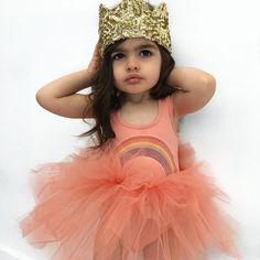 If the crown fits wear it 👑 . Trendy Toddler Girl Clothes, Toddler Girl Style, Toddler Girl Outfits, Toddler Fashion, Kids Outfits, Kids Fashion, Toddler Girls, Little Girl Outfits, Little Girl Fashion