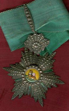 Iran Qajar Order of Lion and Sun Middle Eastern Art, Military Orders, Grand Cross, Head Of State, Iran, Persian, Badge, African, Brooch