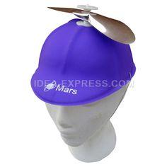 Bulk Custom Printed Promotional Propeller Beanies and Novelty Hats 06da1e276f4