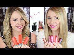 Drugstore Haul - New Lipstick + Swatches