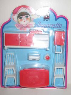 1000 Images About Vintage Plastic Dolls House Furniture On Pinterest Vintage Dolls Doll