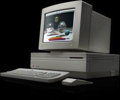 Apple Macintosh II (1987)