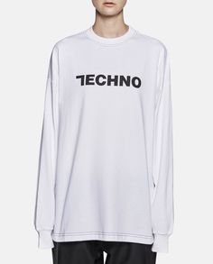Alyx Techno Long Sleeve T-Shirt